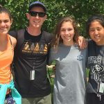 USC Cross Country Coach and Student Athletes Attend Running Camp in Colorado