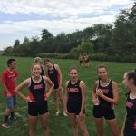 Boys and Girls Cross Country Teams Place 5th in Red, White and Blue Classic