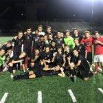 USC Boys Soccer Gets Big Section Win Over Peters Township