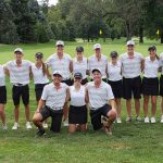 Boys And Girls Varsity Golf Teams Split With Peters Township