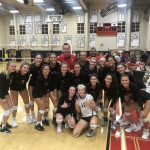 USC Girls Volleyball Win Thriller Over Seneca Valley