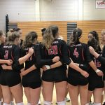 Girls Volleyball Falls To Baldwin