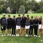 USC Girls Golf Defeats Peters Township