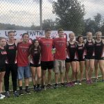 Cross Country Wins Section Title