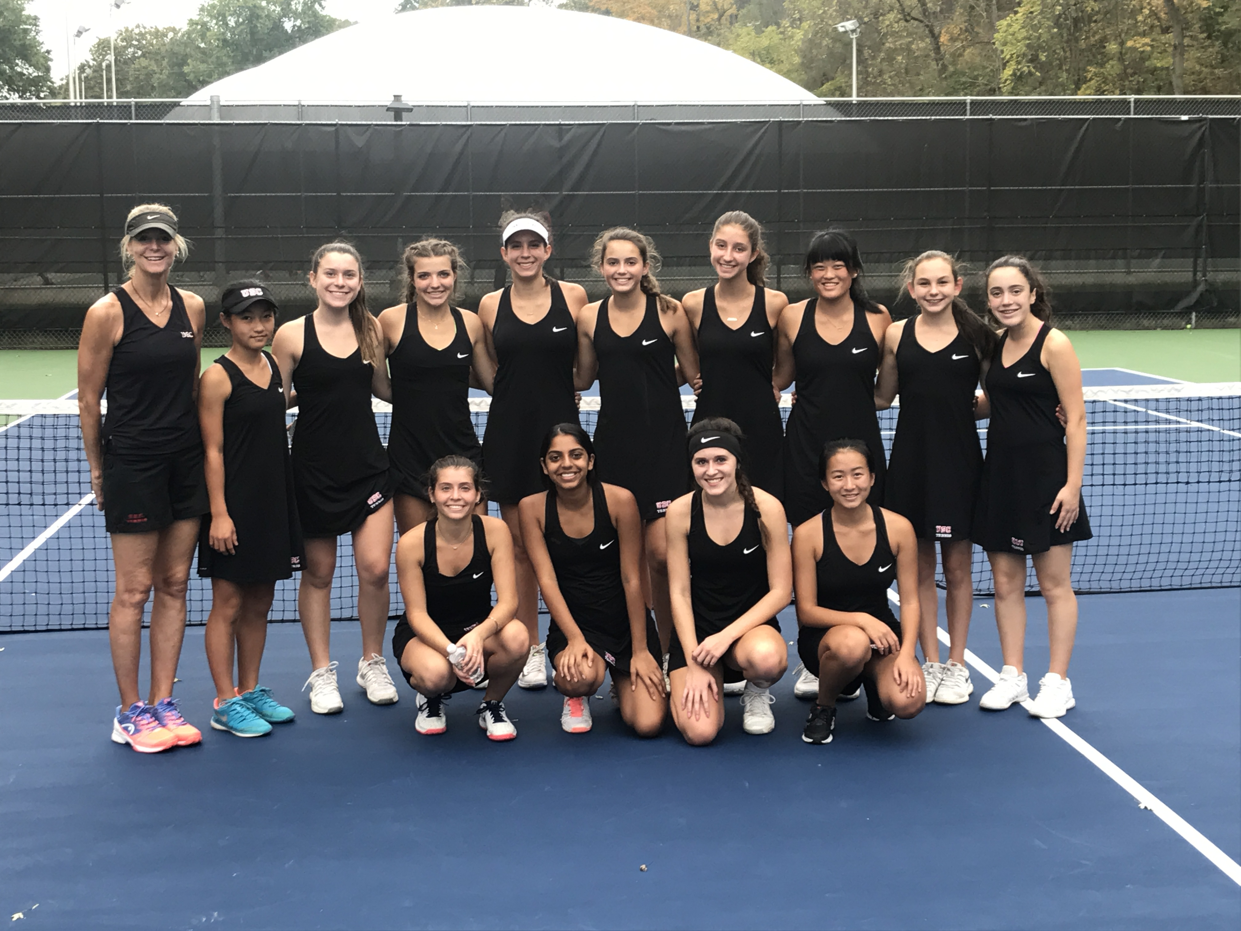 USC Girls Tennis Falls To North Allegheny In Quarterfinals