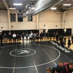 USC Varsity and Junior High Wrestling Defeat Ringgold On Alumni Night