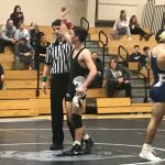 USC Wrestling Finish In 4th Place In Burgettstown Invitational
