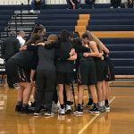 Girls Basketball Earns Section Road Win