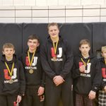 Junior High Wrestlers Perform Well At Keystone Oaks Tournament