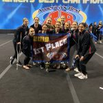 Dance and Hip Hop Win First Place In Dance Competition