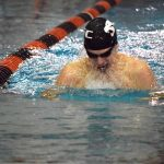 Boy and Girls Swimming and Diving Defeat Oakland Catholic and Central Catholic