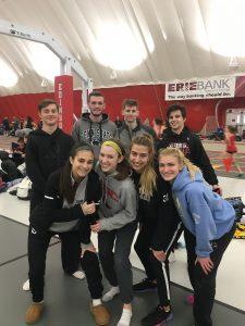 Indoor Track – Edinboro Meet