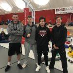 Indoor Track - Edinboro Meet
