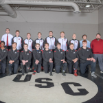 USC Wrestling Places 5th And Win Two Individual Titles At County Championships