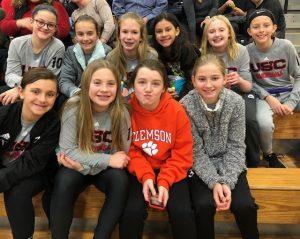 Girls Basketball Youth Night