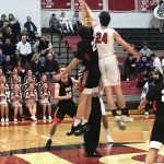 USC Boys Basketball Gets Road Secrion Win Over Peters Township