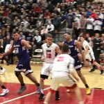 Boys Basketball Gets Home Section Win Against Baldwin