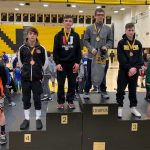 Junior High Wreslting Gets Two Winners At North Allegheny Tournament