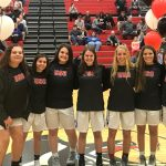 Girls Basketball Gets Win On Senior Night