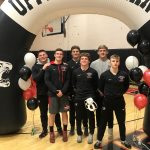 Wrestling Gets Big Win On Senior Night