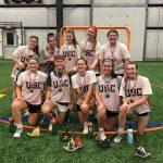 Girls Lacrosse Wins Frozen Frenzy Tournament
