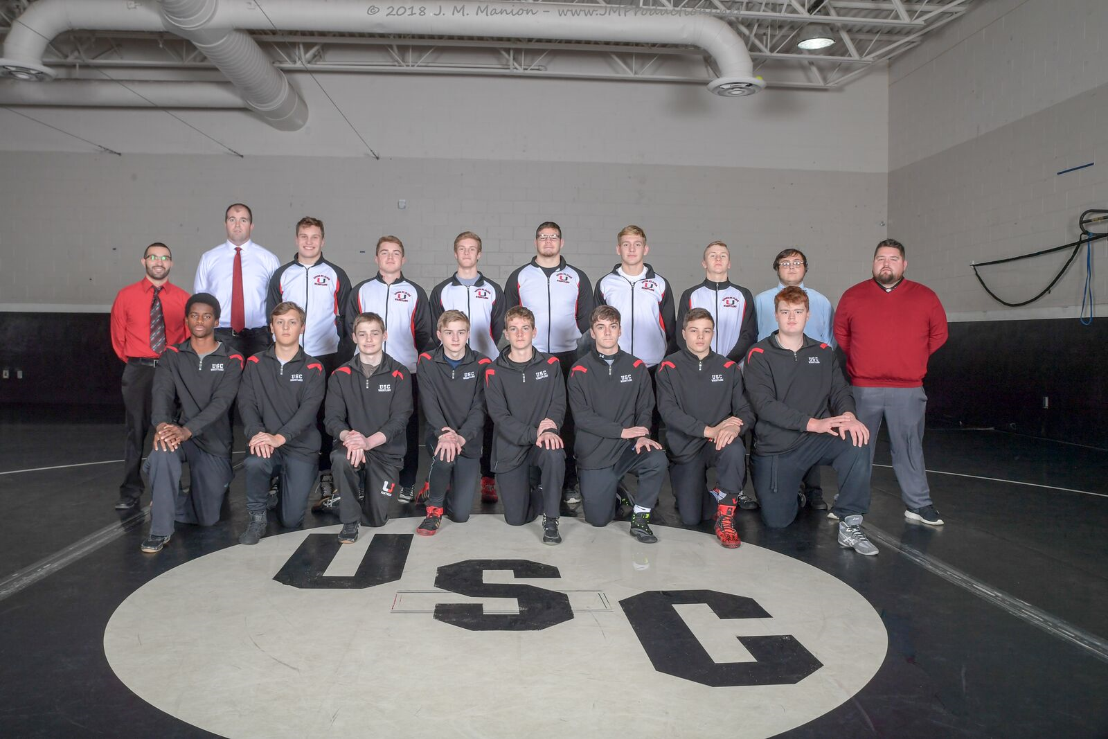 WPIAL Section 2 Individual Wrestling Information