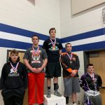 USC Wrestlers Score Wins At WPIAL Sectional Individual Tournament