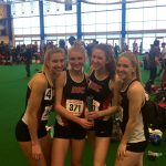 USC Track Performs Well At South Hills Classic