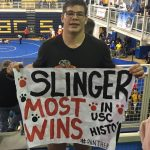 Jake Slinger Advances To State Final Championship Match