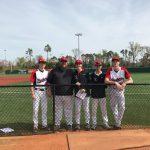 Varsity Baseball Loses Tough Game to Bethel Park