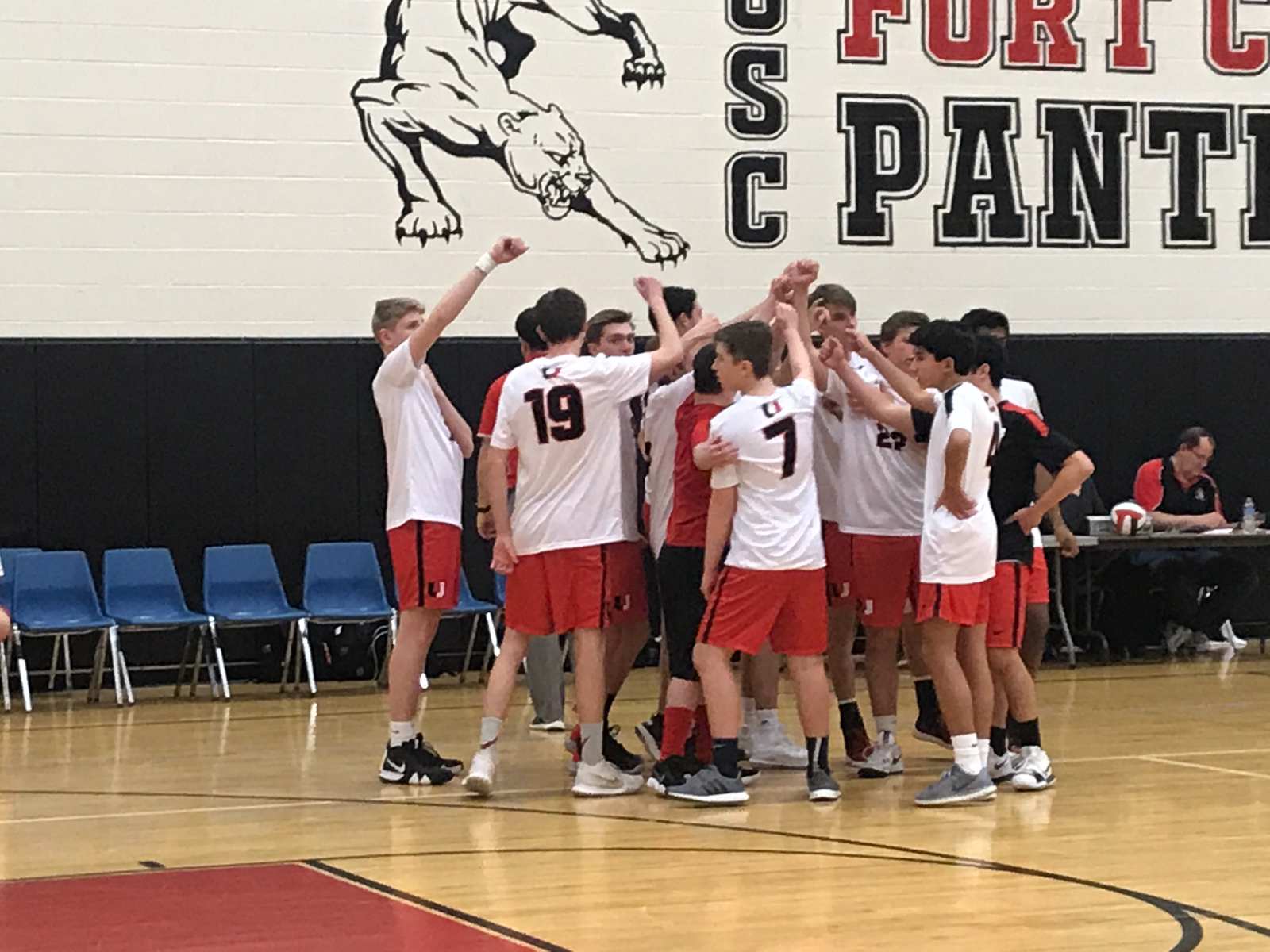 USC Boys Volleyball Come Up Short In Five Game Thriller
