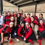 Softball Gets Win Over Brashear