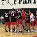 USC Boys Volleyball Gets Section Road Win