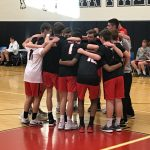 USC Boys Volleyball Win Important Road Section Match