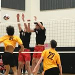 USC Boys Volleyball Win Fourth Straight Match