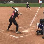 USC Girls Softball Lose Tough Section Game Against Baldwin