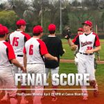 USC Baseball Gets Important Section Win Over Mount Lebanon