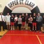 Boys Volleyball Gets Win On Senior Night