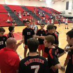 Boys Volleyball Loses Tough Match To Canon Mac