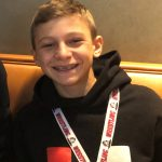 Noah Stein Selected To Pennsylvania Wrestling Team