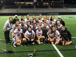 Girls Lacrosse State Playoffs