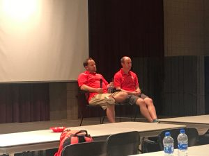 XC and Track Coaches Clinic