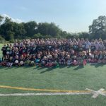 Girls Soccer Program Hold Successful Youth Camp