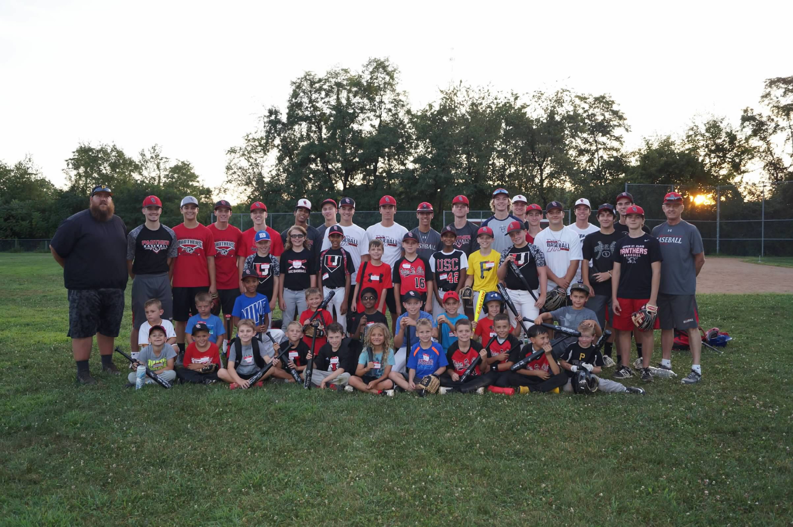 Congratulations USC Varsity Baseball For Holding Successful Youth Camp