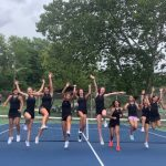 USC Tennis Qualify For PIAA State Tournament