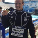 Josh Matheny Focused On US Olympic Swimming Trials