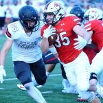 USC Football Falls To Peters Township