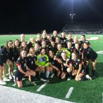Girls Varsity Soccer Gets Win Over Canon Mac