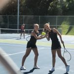 USC Girls Tennis Gets Win Over West Allegheny