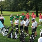 USC Boys Golf Compete In WPIAL Sectional Qualifiers